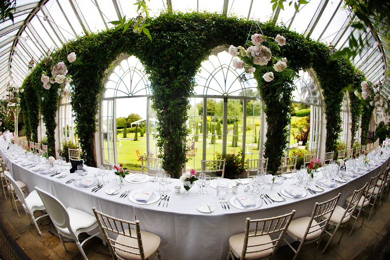 Bespoke luxury Cotswolds wedding designed by Kim B with photography by Brett Harkness